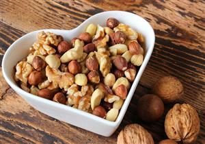 المكسرات مفيدة لصحتك وتخلصك من الوزن الزائد