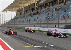 فيراري يتصدر التجربة الحرة الثانية لسباق فورمولا-1 البحريني