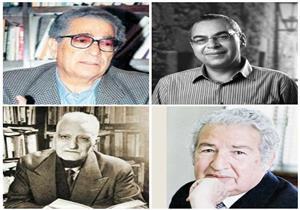 """""""بوسطجي"""" و""""عامل سكة حديد"""".. تعرف على مهن الأدباء والمفكرين قبل شهرتهم"""
