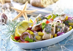 5 وصفات صحية ولذيذة لتقديم الرنجة.. بينها «الشيش»