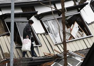 زلزال بقوة 1ر6 درجة يهز غرب اليابان