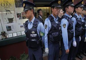 """6 آلاف شرطي يشاركون في ضبط """"مجرم ياباني"""""""