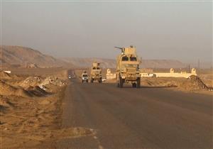 """المتحدث العسكري ينشر صورا للبيان 21 للعملية الشاملة """"سيناء 2018"""""""