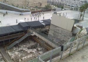 قوات الاحتلال تواصل مساعيها لتهويد القدس