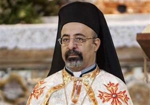 المدبر الرسولي لإيبارشية الجيزة للكاثوليك يزور البابا تواضروس