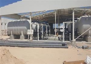 """""""مياه جنوب سيناء"""": 486 مليون تكلفة المرحلة الثانية لازدواج خط """"النفق- أبورديس"""""""