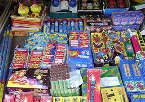 قبل رمضان.. ضبط ربع مليون صاروخ ألعاب نارية في الفيوم