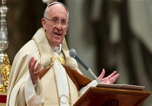 """بمناسبة عيد الأخوة.. بابا الفاتيكان يتلقى رسالة تهنئة من """"تواضروس"""""""