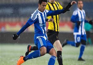 عمرو جمال يتحدث لمصراوي عن هدفه الأول بالملاعب الأوروبية