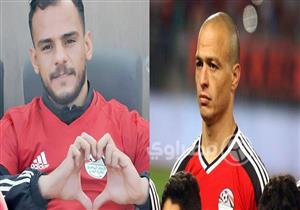 مصراوي يرصد رد فعل حمادة طلبة وخالد قمر بعد إعلان قائمة المنتخب