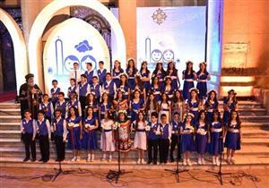 شخصيات عامة وبرلمانية تشارك في احتفالات ١٠٠عام على مدارس الأحد