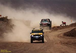 بالتفاصيل.. نتيجة بطولة مصر للراليات الصحراوية وترتيب الفرق- صور