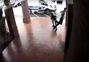 أمريكي ساعد الشرطة في القبض على لصًا بهذه الطريقة