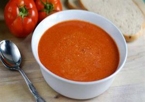 في رمضان.. طريقة عمل شوربة الطماطم