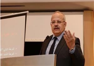 رئيس جامعة القاهرة: طلابنا رجالة ورافعين راسنا في المسابقات