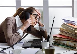 إجهاد العمل يؤثر على صحتك العقلية