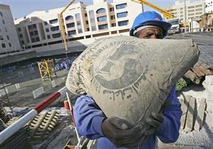 تراجع ملحوظ لأسعار الأسمنت.. وتوقعات بالمزيد خلال شهر رمضان