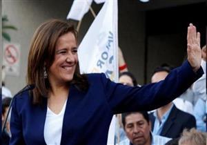 انسحاب المرشحة المستقلة مارجريتا زافالا من انتخابات الرئاسة المكسيكية