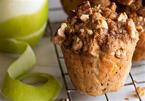 تفاح بعين الجمل.. حلوى صحية بعد الإفطار
