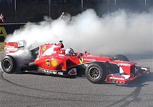 الاتحاد الدولي للسيارات يمنع فيراري من وضع مرايات  الأجنحة بفورمولا-1