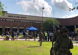 ارتفاع عدد ضحايا إطلاق النار بمدرسة أمريكية إلى 10 أشخاص