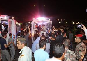 الخدمات الطبية الملكية الأردنية تستقبل الدفعة الأولى من مصابي غزة