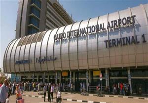إصابة فني صيانة بمهبط مطار القاهرة نتيجة ماس كهربائي
