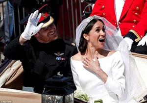 بالفيديو- قصة زغاريد آثارت الجدل في حفل زفاف الأمير هاري وميجان ماركل