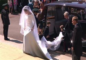 """غير والدها.. من يمكنه مرافقة """"ميجان"""" لعريسها في حفل الزفاف؟"""