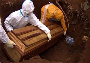 الأيبولا تعود إلى أفريقيا من جديد
