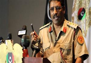 المسماري يتهم الإخوان المسلمين بمحاولة نسف خيار الانتخابات في ليبيا