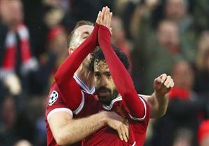 فيديو: ملخص لمسات محمد صلاح مع ليفربول أمام روما