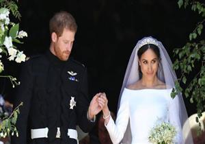 """بالفيديو- """"مزمار بلدي وطبلة"""".. هكذا حول المصريون زفاف """"هاري وميجان"""" إلى فرح شعبي"""