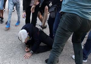 الاعتداء بالضرب في الشارع على عمدة ثاني أكبر مدينة يونانية