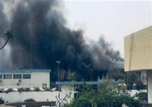 غرفة حلفاء سوريا تنفي وجود قتلى إيرانيين في تفجير مطار حماة