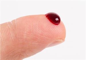 قطرة دم واحدة تكشف عن هذا المرض