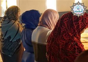 ما حكم صلاة التراويح للمرأة في المسجد؟
