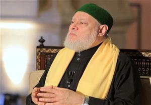 علي جمعة يكشف سر رفع اليدين خلال الدعاء - فيديو