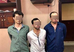 بالصور.. الداخلية تعلن القبض على أفراد العصابة الدولية الهاربة من مدينة نصر