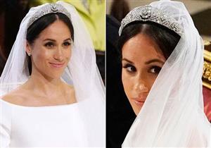"""على الرغم من بساطتهما.. ما تكلفة مكياج وشعر """"ميجان"""" في حفل زفافها؟"""