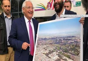 إزالة المسجد الأقصى واستبداله بمعبد يهودي.. صورة جديدة تثير الجدل في فلسطين