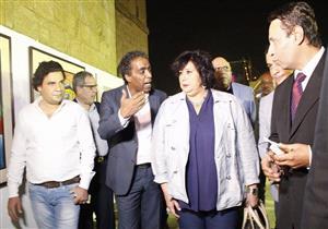 """وزيرة الثقافة لمصراوي: برنامج رمضاني خاص لـ""""حلايب وشلاتين"""""""