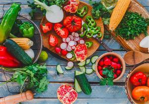 ألوان الخضروات والفواكه تحافظ على صحة الرئة