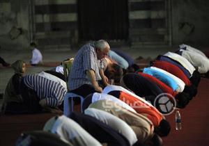 بالصور.. في السلطان حسن.. تراويح وفسحة للأطفال
