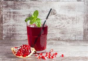 عصير الرمان يحمي قلبك ويخلصك من الوزن الزائد