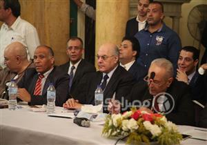 """""""أبو شقة"""" يدعو السيسي للتشاور مع الأحزاب.. ويؤكد: لا نية لتعديل الدستور"""