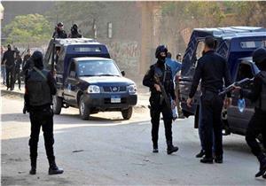 الداخلية تضبط 400 طربة حشيش خلال مداهمات أمنية بالمحافظات