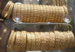 أسعار الذهب ترتفع جنيهين خلال تعاملات اليوم