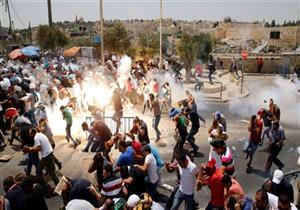 إصابة عشرات الفلسطينيين بمواجهات مع الجيش الإسرائيلي شرق قطاع غزة