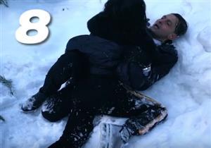 """""""تييييت"""" تملأ الحلقة.. كم مرة شتمت شيرين رامز جلال؟ (فيديو)"""